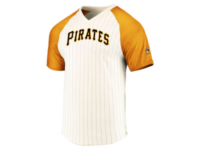 Pittsburgh Pirates Majestic MLB Men's Coop Season Upset T-shirt