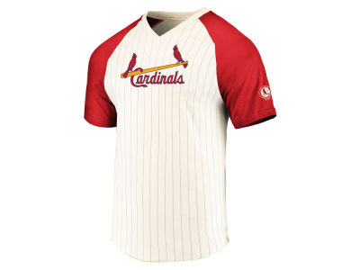 St. Louis Cardinals Majestic MLB Men's Coop Season Upset T-shirt