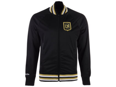 Los Angeles Football Club Mitchell & Ness MLS Men's Top Prospect Track Jacket