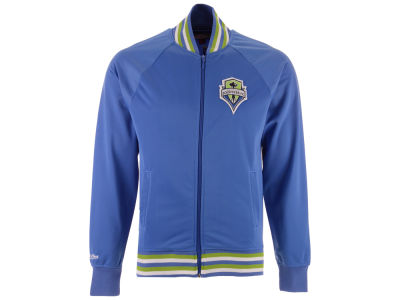 Seattle Sounders FC Mitchell & Ness MLS Men's Top Prospect Track Jacket