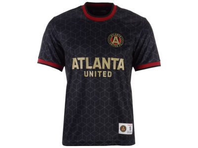 Atlanta United FC Mitchell & Ness MLS Men's Equalizer T-Shirt