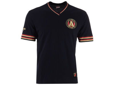 Atlanta United FC Mitchell & Ness MLS Men's Overtime Vintage Win T-Shirt