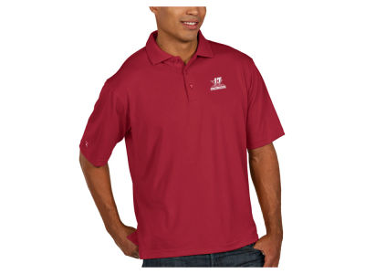 Alabama Crimson Tide Antigua NCAA Men's National Champ Pique Polo
