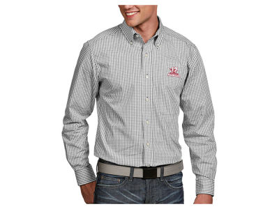 Alabama Crimson Tide Antigua NCAA Men's National Champ 17-18 Associate Button Up Shirt