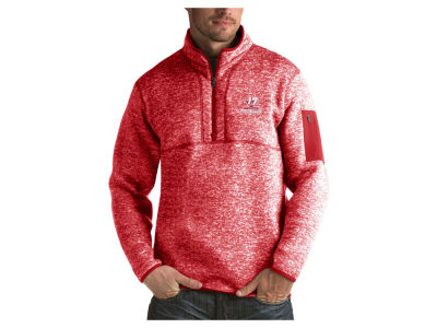 Alabama Crimson Tide NCAA Men's National Champ 17-18 Fortune 1/4 Zip Pullover