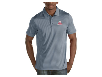 Alabama Crimson Tide Antigua NCAA Men's National Champ Quest Polo