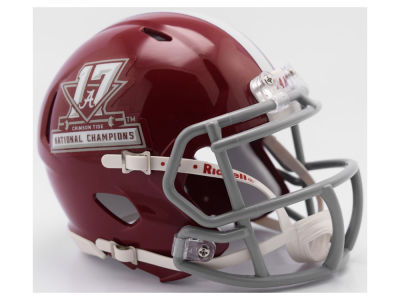 Alabama Crimson Tide Event Speed Mini Helmet