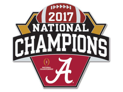 Alabama Crimson Tide Marquee Pin Event
