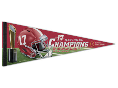 Alabama Crimson Tide 12x30 Event Premium Pennant