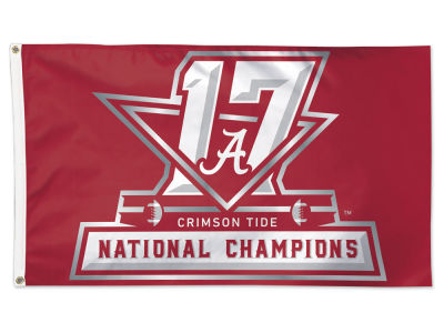 Alabama Crimson Tide Event 3x5 Flag