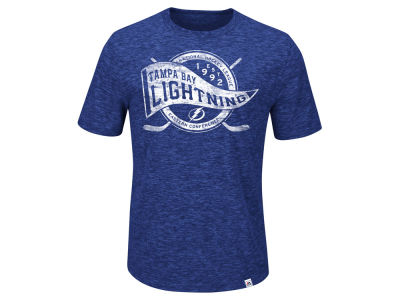 Tampa Bay Lightning Majestic NHL Men's Glorious Finish T-Shirt