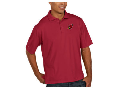 Arizona Cardinals Antigua NFL Men's Pique Polo