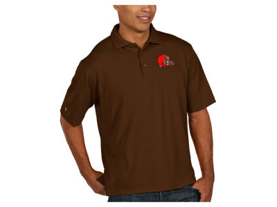 Cleveland Browns Antigua NFL Men's Pique Polo