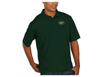 New York Jets Antigua NFL Men's Pique Polo