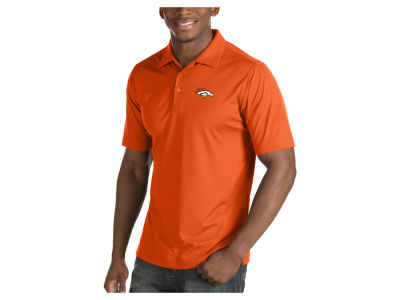 Denver Broncos Antigua NFL Men's Inspire Polo
