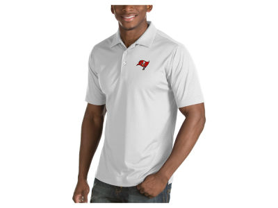 Tampa Bay Buccaneers Antigua NFL Men's Inspire Polo