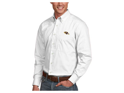 Baltimore Ravens Antigua NFL Men's Dynasty Button Up Shirt