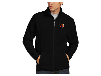 Cincinnati Bengals Antigua NFL Men's Ice Jacket