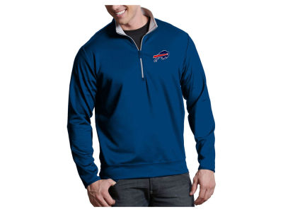 Buffalo Bills Antigua NFL Men's Leader 1/4 Zip Pullover