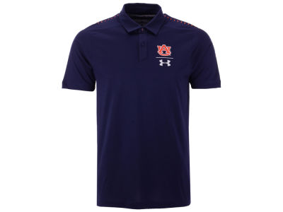 Auburn Tigers Under Armour NCAA Men's Pinnacle Polo