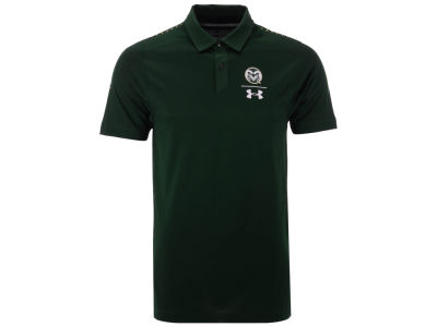 Colorado State Rams Under Armour NCAA Men's Pinnacle Polo
