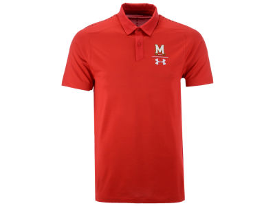 Maryland Terrapins Under Armour NCAA Men's Pinnacle Polo