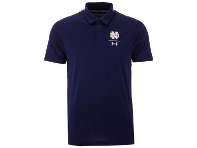 Notre Dame Fighting Irish Under Armour NCAA Men's Pinnacle Polo