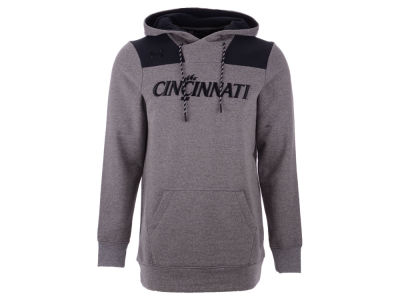 Cincinnati Bearcats Under Armour NCAA Men's Threadborne Fleece Hoodie