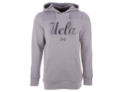 UCLA Bruins Under Armour NCAA Men's Threadborne Fleece Hoodie