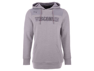 Wisconsin Badgers Under Armour NCAA Men's Threadborne Fleece Hoodie