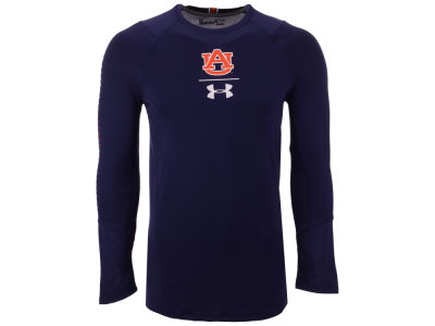 Auburn Tigers Under Armour NCAA Men's Long Sleeve Raid Training T-Shirt