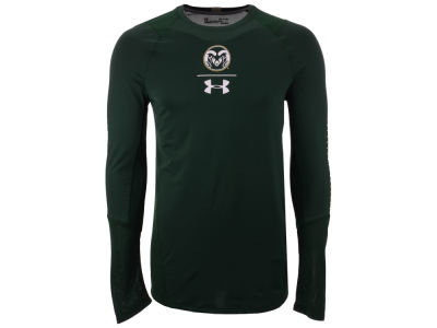 Colorado State Rams Under Armour NCAA Men's Long Sleeve Raid Training T-Shirt