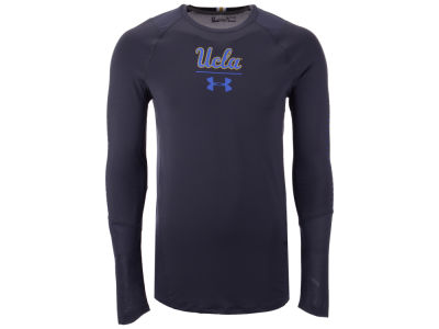 UCLA Bruins Under Armour NCAA Men's Long Sleeve Raid Training T-Shirt