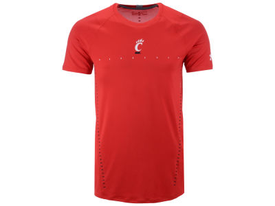 Cincinnati Bearcats Under Armour NCAA Men's Short Sleeve Raid Training T-Shirt