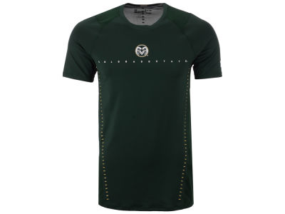 Colorado State Rams Under Armour NCAA Men's Short Sleeve Raid Training T-Shirt