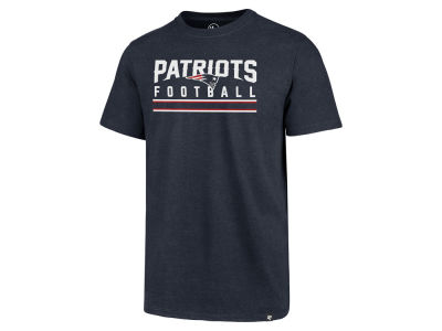 New England Patriots '47 NFL Men's Cover 4 T-shirt