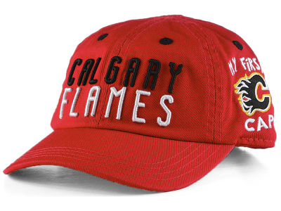 Calgary Flames NHL NHL Infant My First Infant Slouch Cap