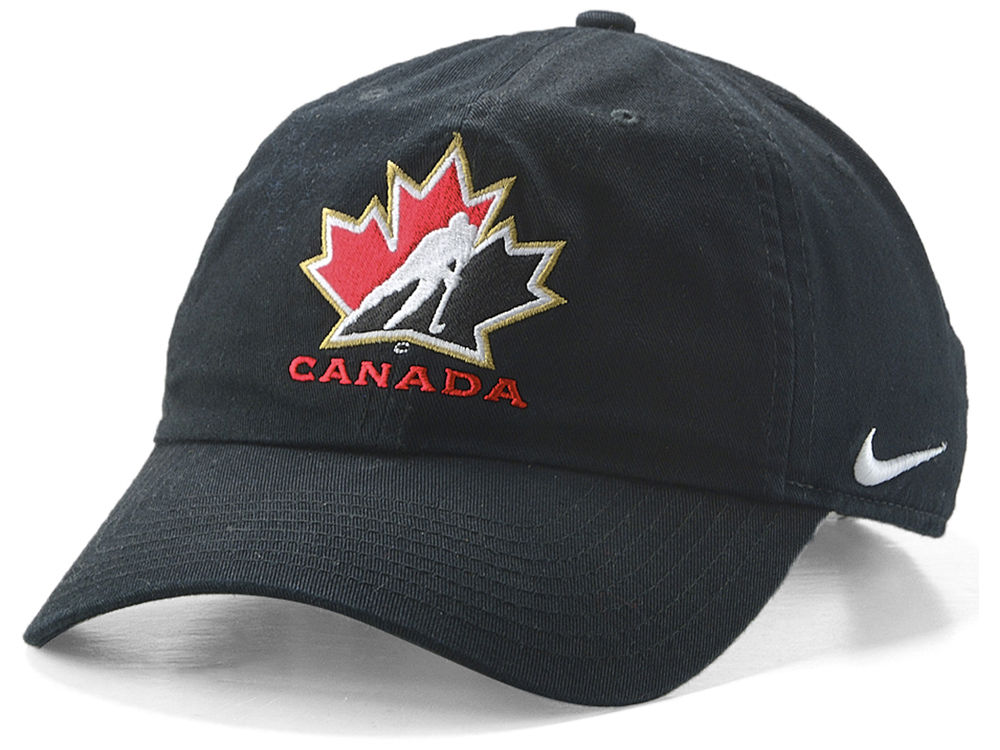 2ee05c582f1f2 ... australia canada hockey nike iihf rink adjustable cap d7384 dc5c3