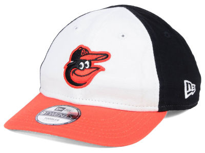 Baltimore Orioles New Era MLB Jr On-Field Replica 9TWENTY Cap