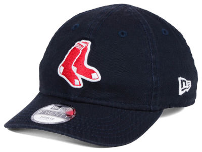 Boston Red Sox New Era MLB Jr On-Field Replica 9TWENTY Cap