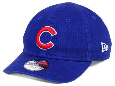 Chicago Cubs New Era MLB Jr On-Field Replica 9TWENTY Cap