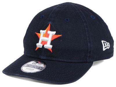 Houston Astros New Era MLB Jr On-Field Replica 9TWENTY Cap