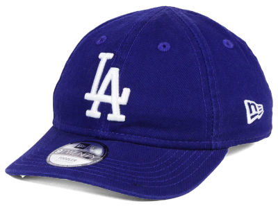 Los Angeles Dodgers New Era MLB Jr On-Field Replica 9TWENTY Cap