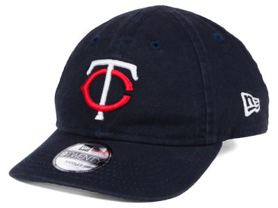 Minnesota Twins New Era MLB Jr On-Field Replica 9TWENTY Cap