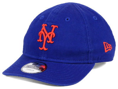 New York Mets New Era MLB Jr On-Field Replica 9TWENTY Cap