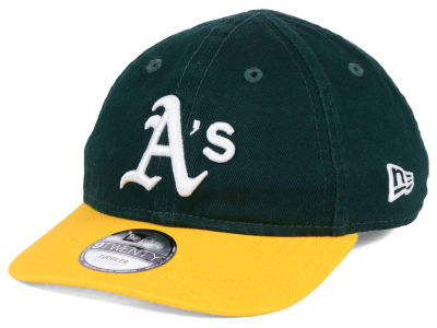 Oakland Athletics New Era MLB Jr On-Field Replica 9TWENTY Cap