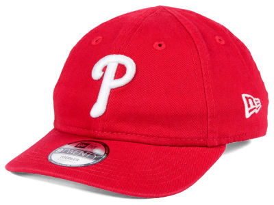 Philadelphia Phillies New Era MLB Jr On-Field Replica 9TWENTY Cap