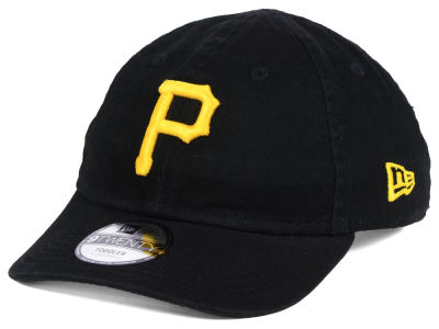 Pittsburgh Pirates New Era MLB Jr On-Field Replica 9TWENTY Cap