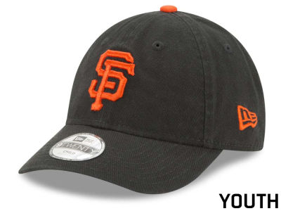San Francisco Giants New Era MLB Jr On-Field Replica 9TWENTY Cap