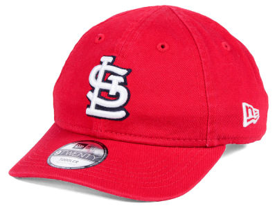 St. Louis Cardinals New Era MLB Jr On-Field Replica 9TWENTY Cap